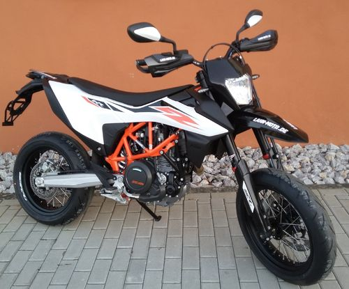 KTM 690 SMC / R DNA High Performance Luftfilter
